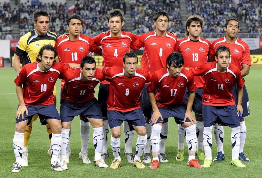 球队名称:西班牙国家足球队