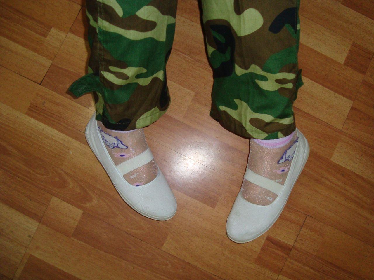 我和我的冰短袜 冰丝短袜吧