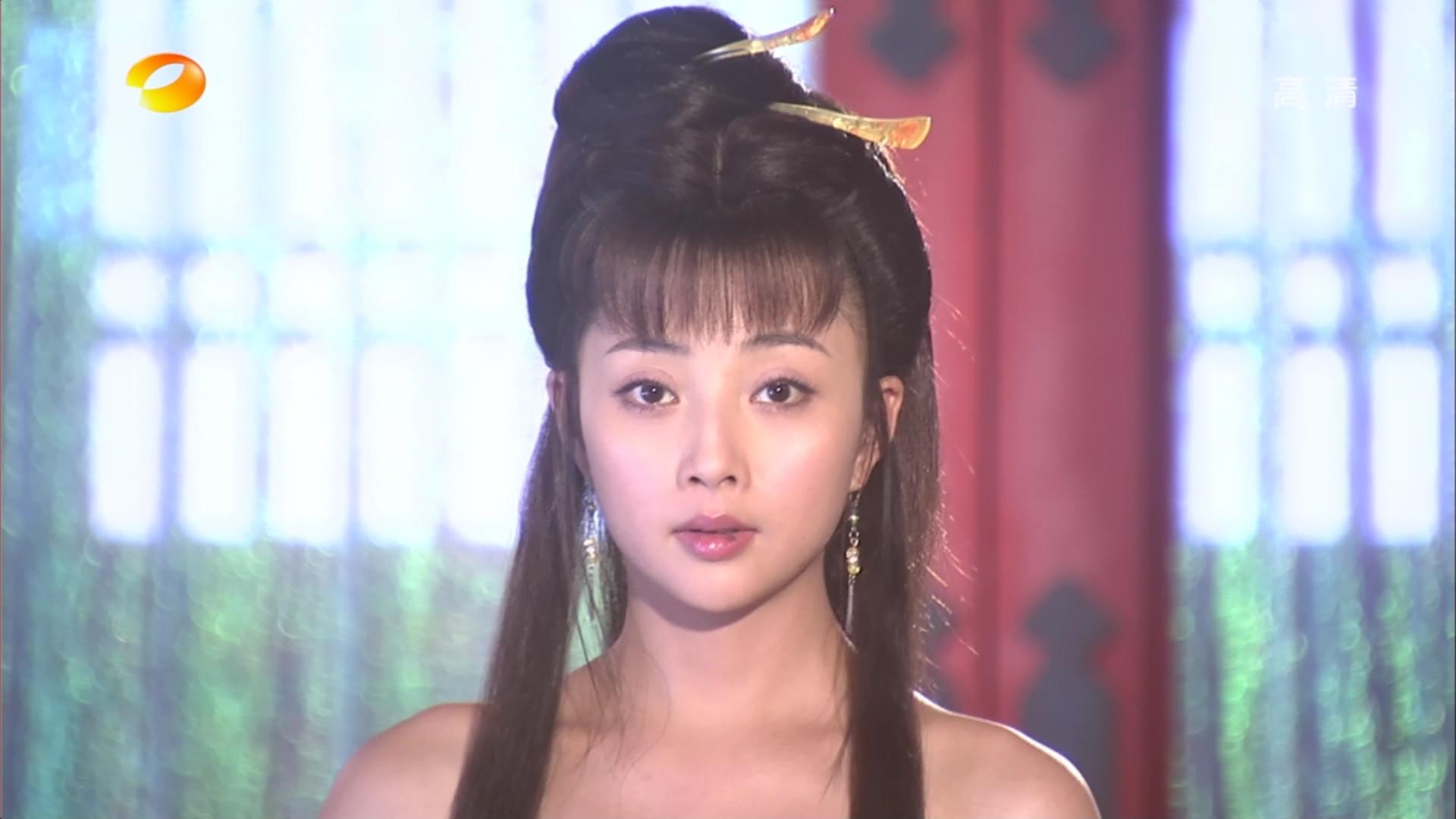 杨贵妃秘史殷桃版贵妃