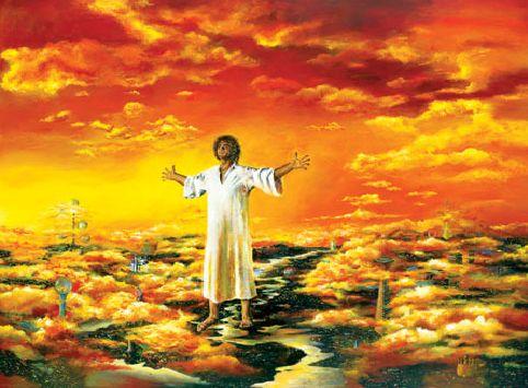 灵魂的使命,太阳岛的落地!