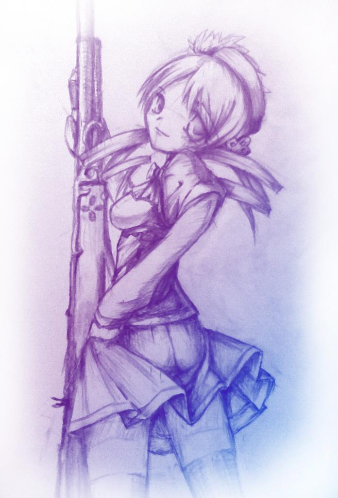 动画《魔法少女小圆》