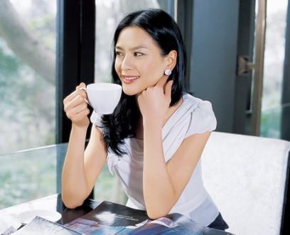 中医养生:美女何时喝咖啡