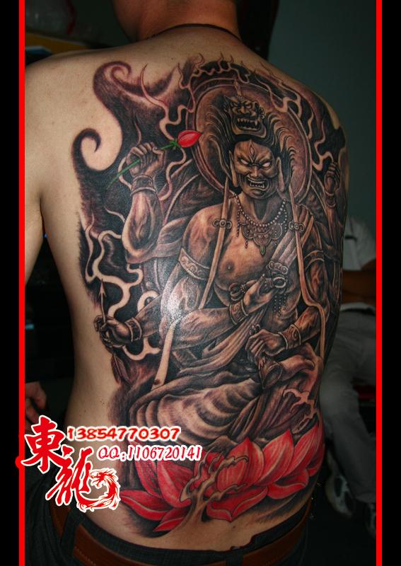 傅海林纹身作品_傅海林纹身作品分享展示图片