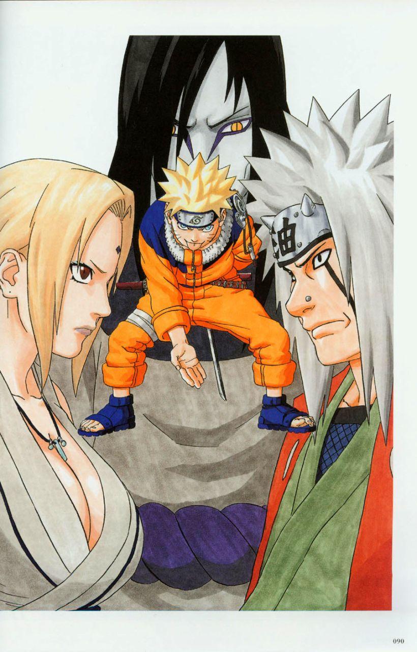 Naruto art uzumaki