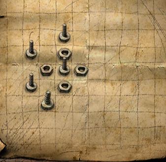 (也是原创)机械迷城 五子棋9步图片
