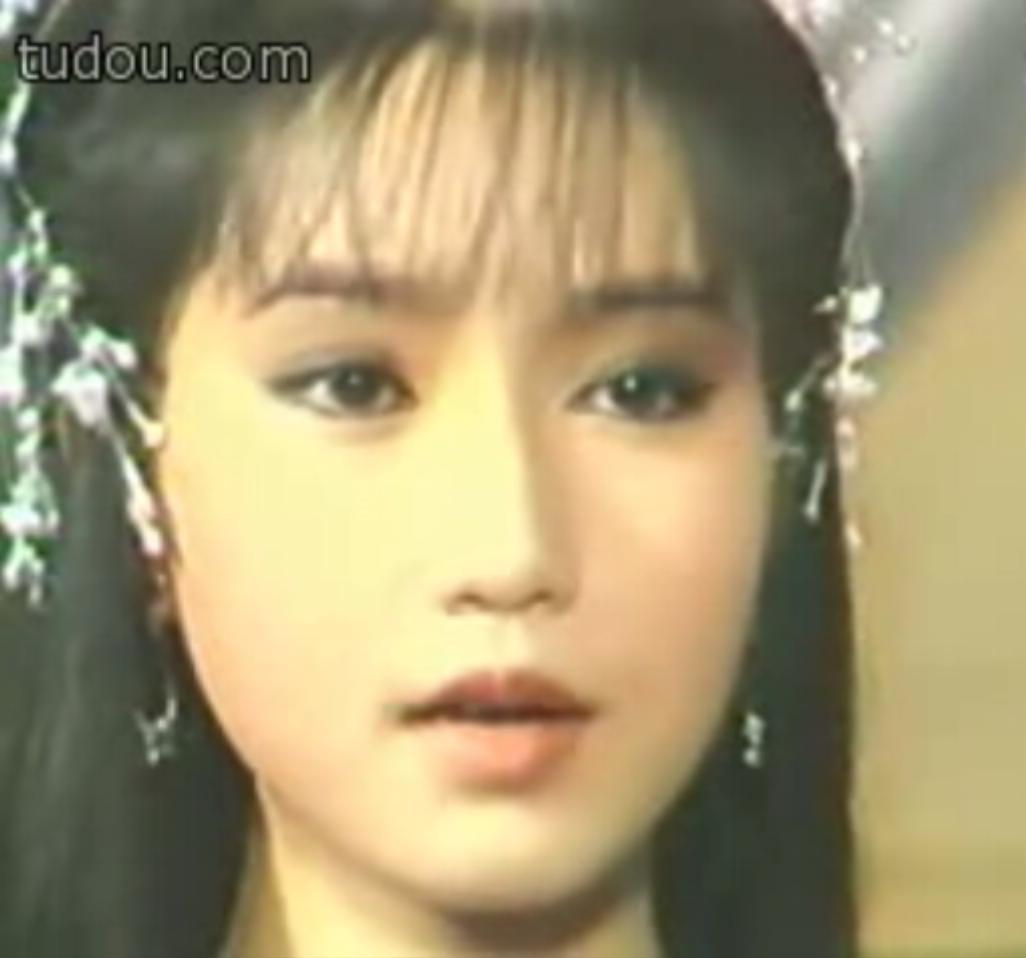 古龙电影美女演员:黄慧文