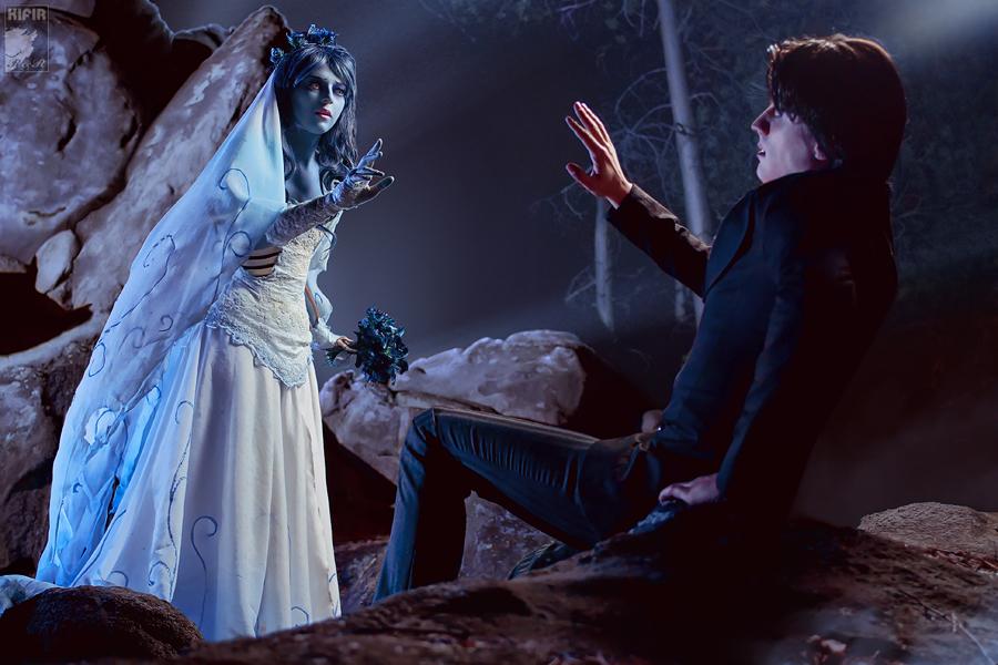 僵尸新娘 真人版cosplay沉珂僵尸新娘与嫁衣有什么关联么没高清图片