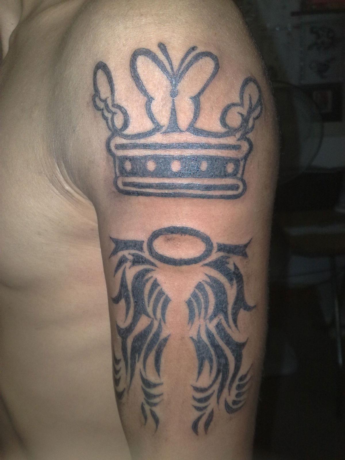 科比手臂纹身图案图片展示图片