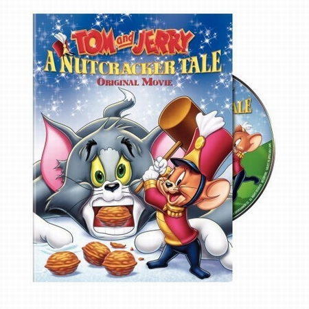 """2006年初,""""小猫和小鼠""""(tom and jerry kids show)在央视大风车栏目图片"""