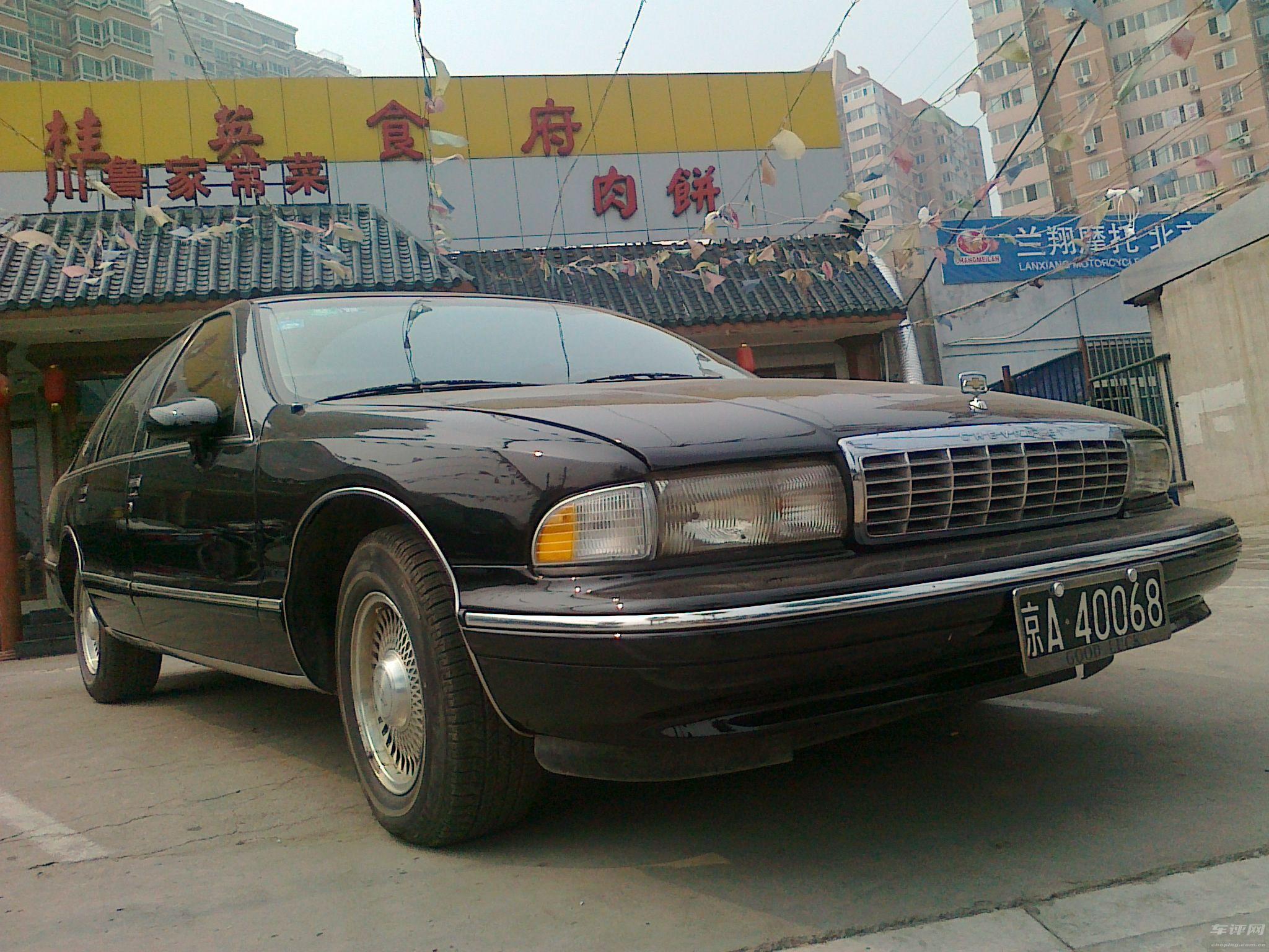 这个是老款的雪佛兰的impala么 貌似美国警车很多高清图片