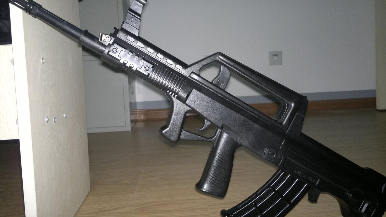 95式突击步枪模型玩具_红色尖兵2009的空间_百度空间 Ship