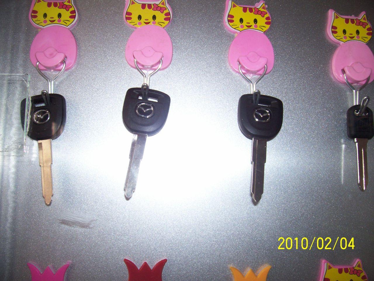 汽车芯片钥匙,遥控器.改装折叠钥匙,里程表调校.拥有专业设高清图片