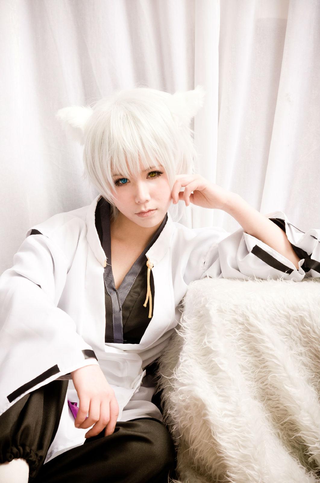 妖狐x仆ss 御狐神双炽 高清图片