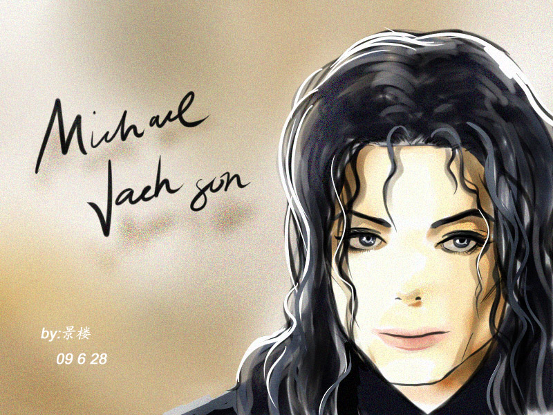 献给我们最伟大的michael jackson