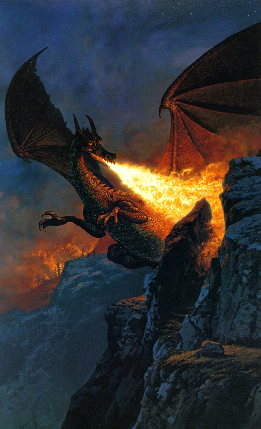 Dragons In The Lord Of The Rings