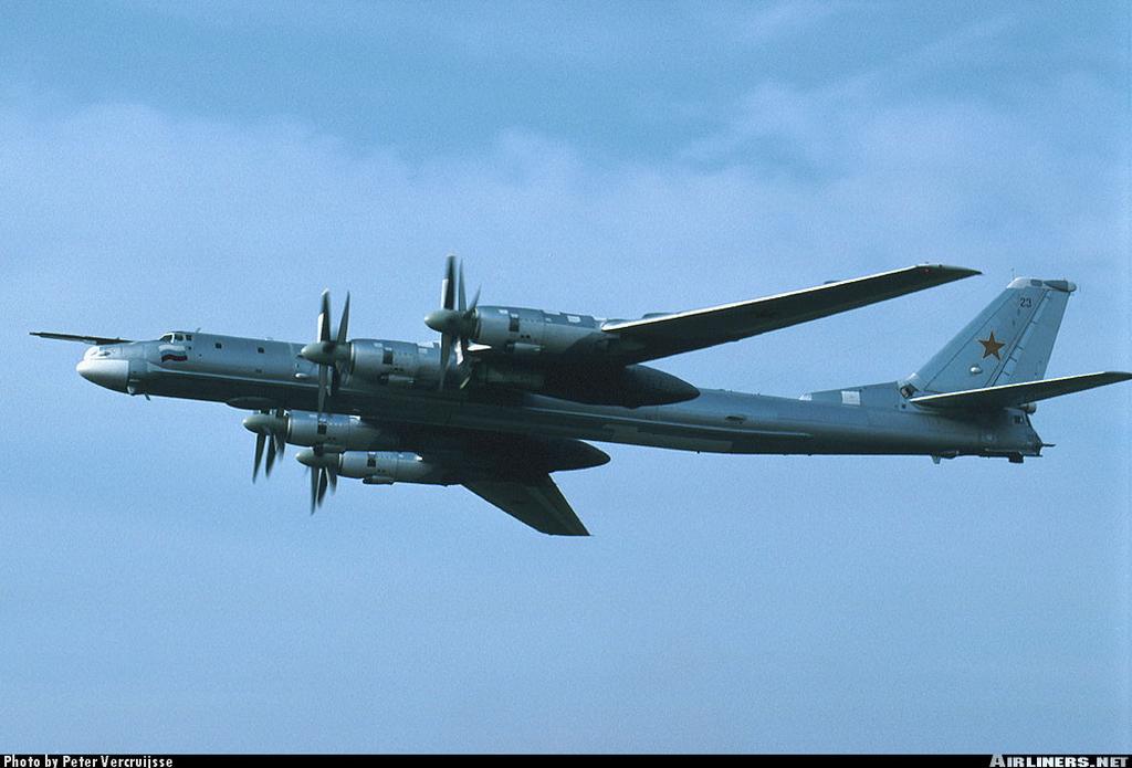 Tu 95 (航空機)の画像 p1_22