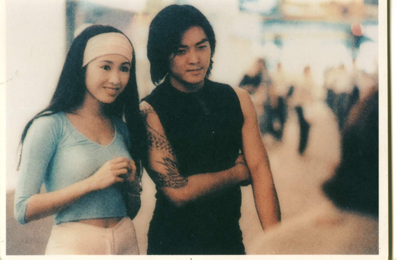 陈浩南 代表电影:古惑仔