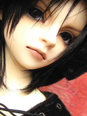 帅气的sd娃娃图片