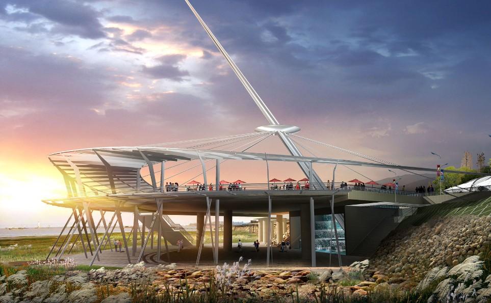 南溪滨江新城建设规划图 南溪一中吧 百度贴吧 高清图片