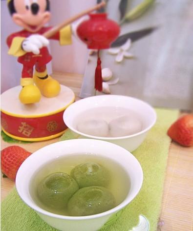 正月十五花灯照,DIY的汤圆最香甜  引用 - 卦仙吴俊涛 - 吴俊涛易学研究室