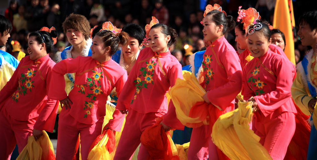中国美女起始的地方