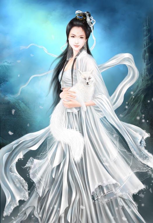 古代女子,雪谱_柠檬锦水的空间_百度空间