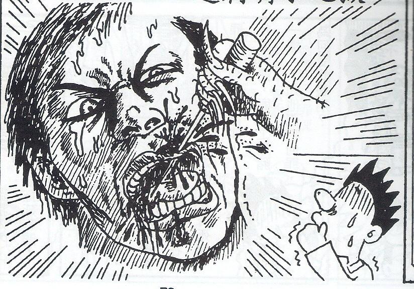 小地狱(第廿五回)游刺嘴小地狱 - 成就诸佛智慧 - 世俗广告 淫杀罪重