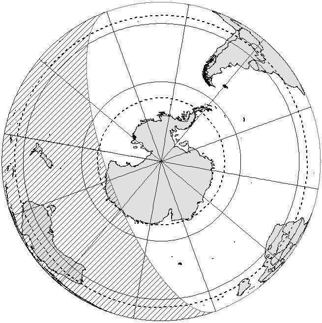地球光照图(侧视和俯视图)-光照图俯视图图片大全 极点俯视光照示图片