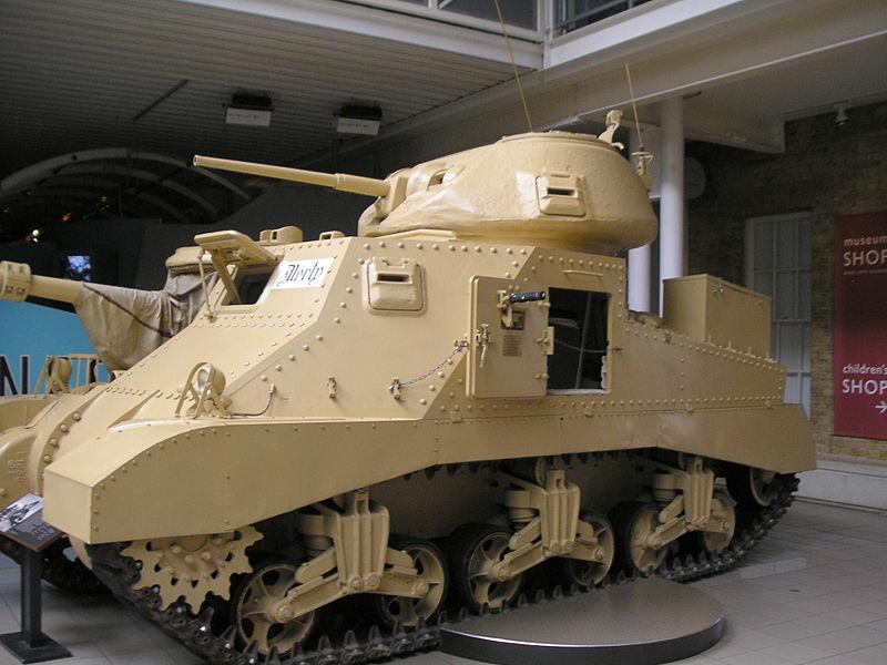 M3中型坦克?(组图)