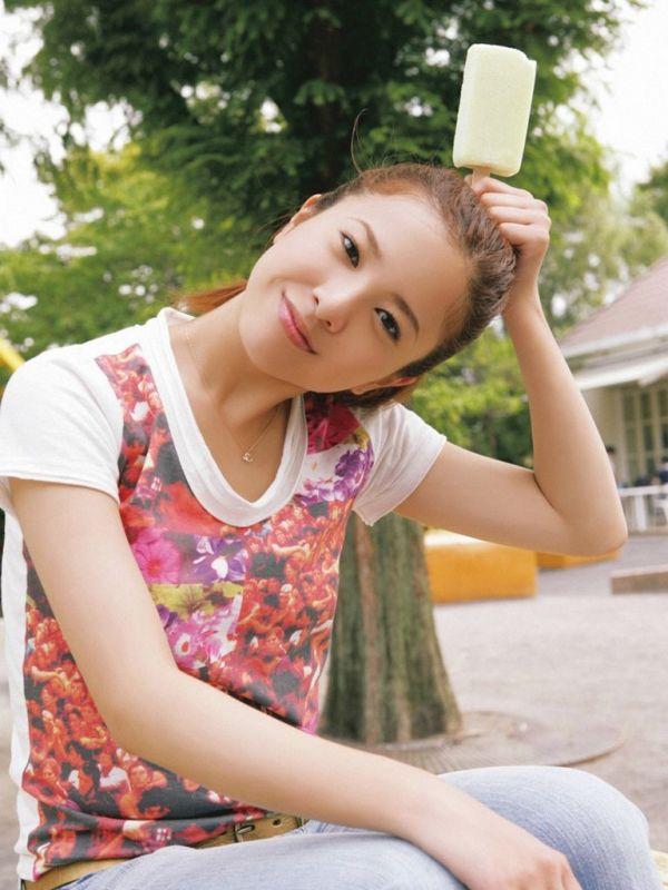 图组:清纯小美女 吉高由里子
