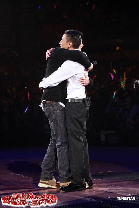 刘德华的演唱会中国无人能比图片