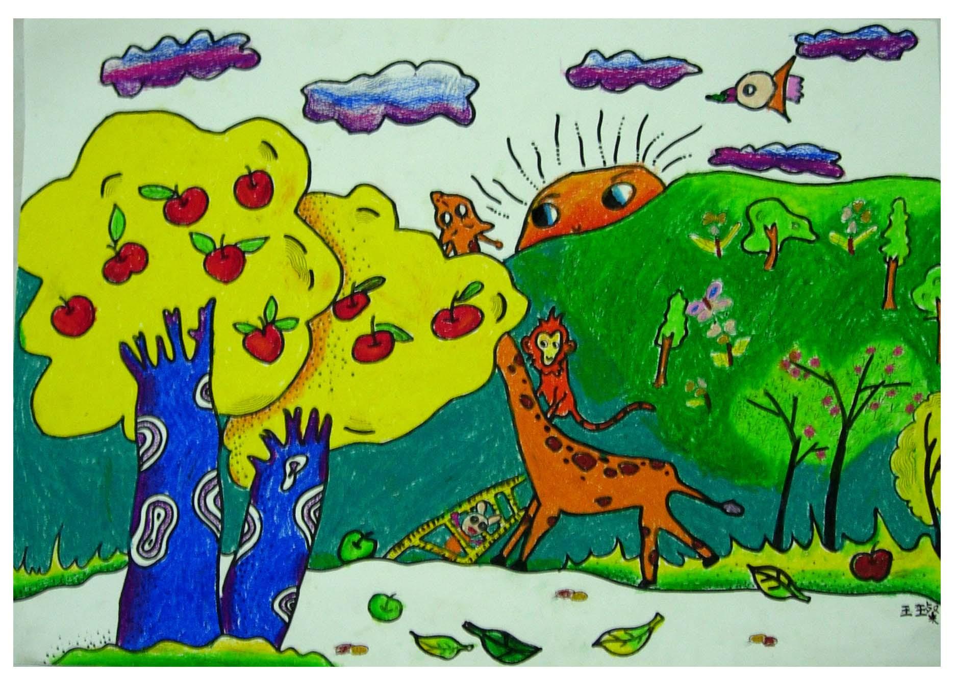 关于医生的画像儿童画龙的画法儿童画儿童画龙的图片