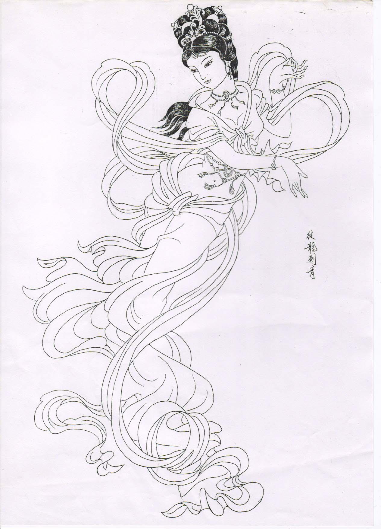 昆山异龙纹身作品图片