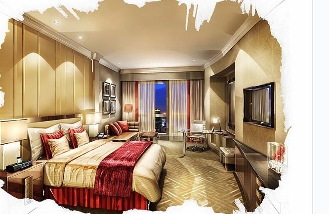 【室内设计速成教学之家居】--别墅风水与环境规划设计; (五)空中别墅图片