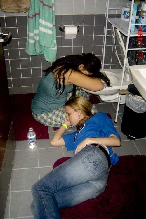 女人喝醉了后果很严重