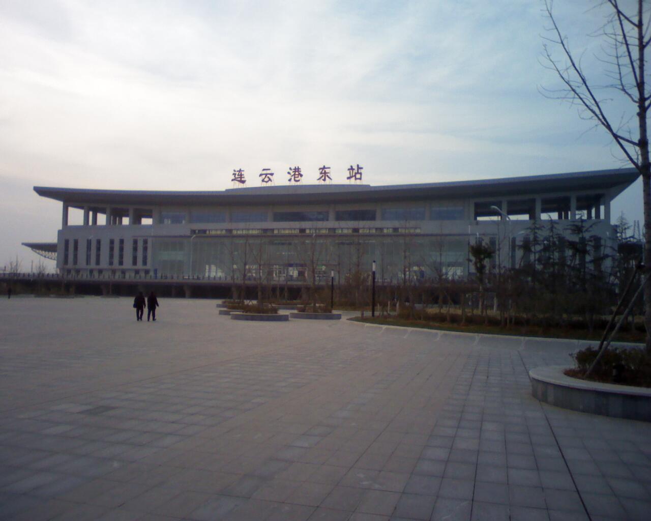 中山西路到火车站沿途景色(图片)