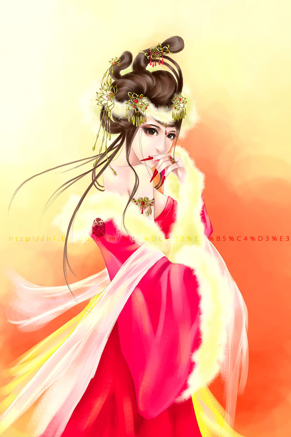 中国古代美女才女你最喜欢哪些!