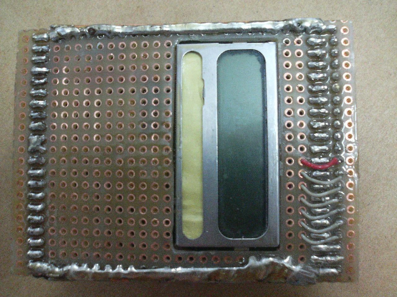 反接保护线路)   面板与功放板接线图   键盘与输入输出端都高清图片