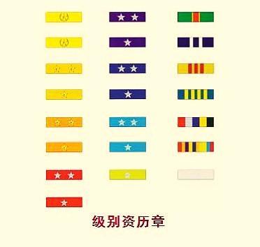 解放军陆军65式军服图片大全 原先他们穿灰布军服常常被陆军