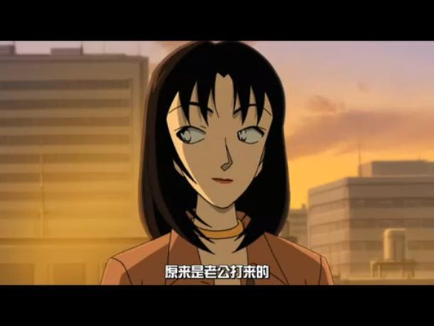【排行】《名侦探柯南》十大美女