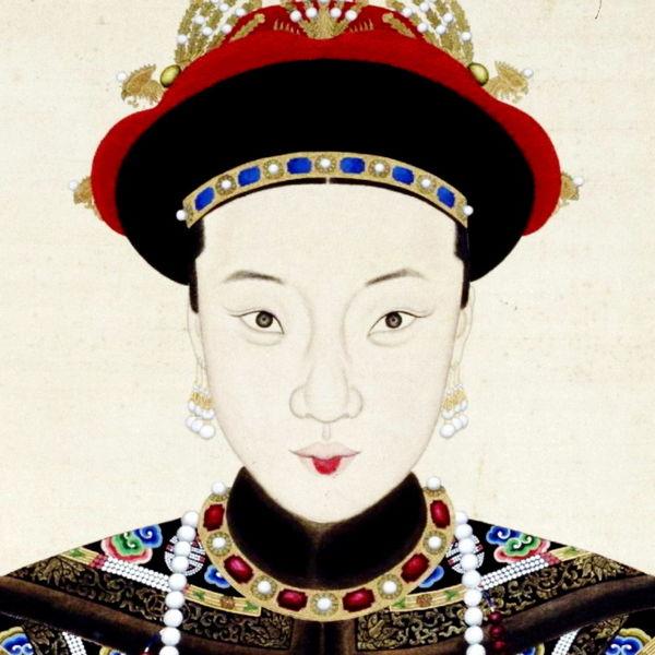 【高清图集】清朝历任皇后清晰画像一览(保证你以前没图片