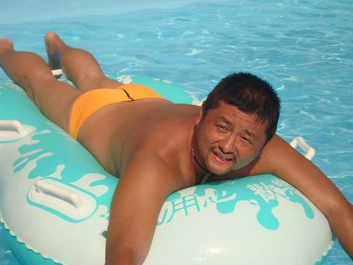 日本胖熊会所图片;