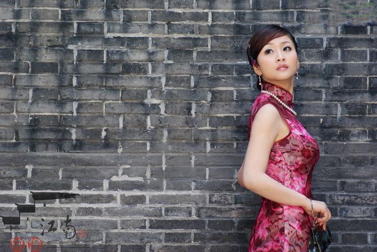 厚街的旗袍