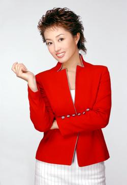 河南电视台美女主持人