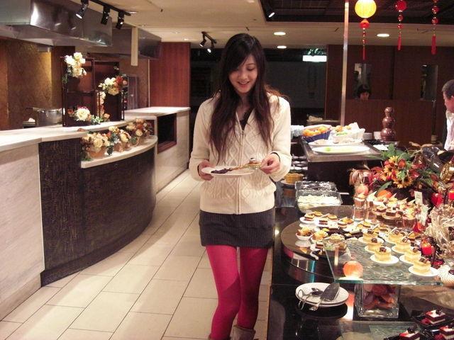 中国台湾美女明星林逸欣生活照