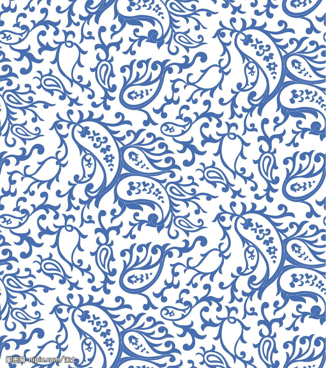 【ps贴图·素材】古典的背景花纹图片