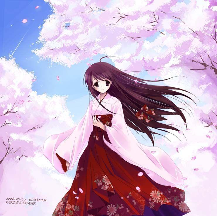 寻找日本动漫少女的图片!