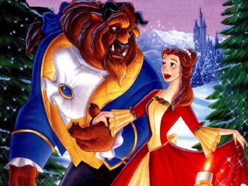 美女与野兽》:爱情战胜魔法