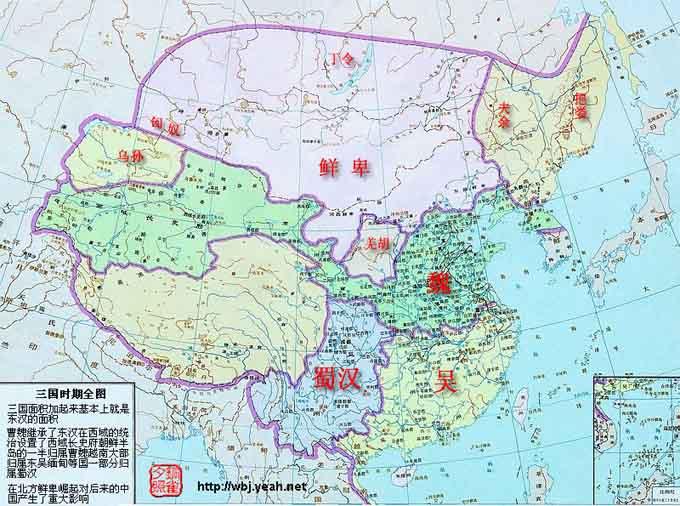 历代中国最大版图图片大全 历代中国版图最大的似乎都没超图片