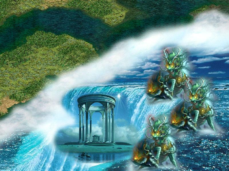 神之国度,圣兽水麒麟